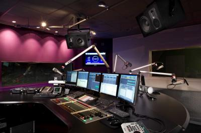 Radio 538 ON-AIR consoles