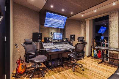 Massive Music turn-key mix en recording studio