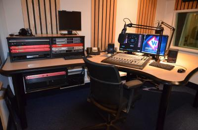 RTV West Studio 4 console