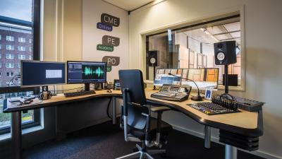 E-Wise Video Regie en TV Studio