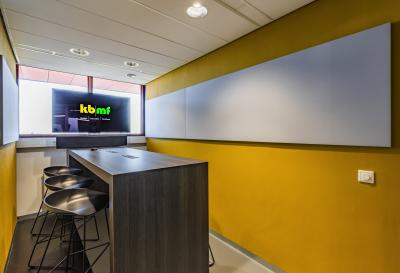 Grafisch Lyceum Rotterdam Audio Video in Motion Huddle Room